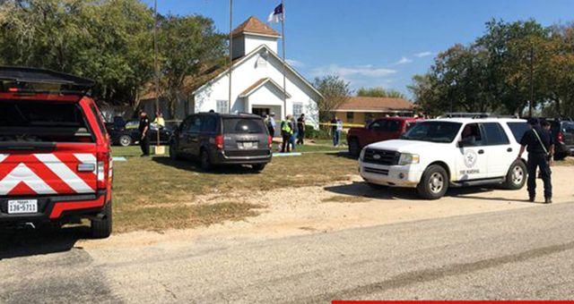 Son Dakika... Teksas'ta Kilisede Katliam: 16 Ölü