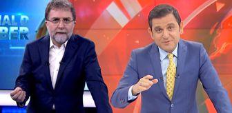 Ahmet Hakan, Reytinglerde Fatih Portakal'ı Sıkıştırmaya Başladı
