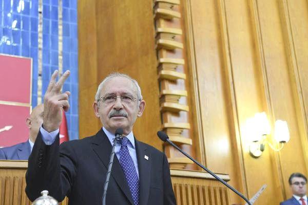 Kılıçdaroğlu: Lafla Atatürkçülük Olmaz Sen Atatürkçü Olamazsın Kardeşim