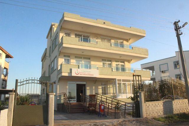 Manavgat Çeltikçi'ye Aile Sağlığı Merkezi