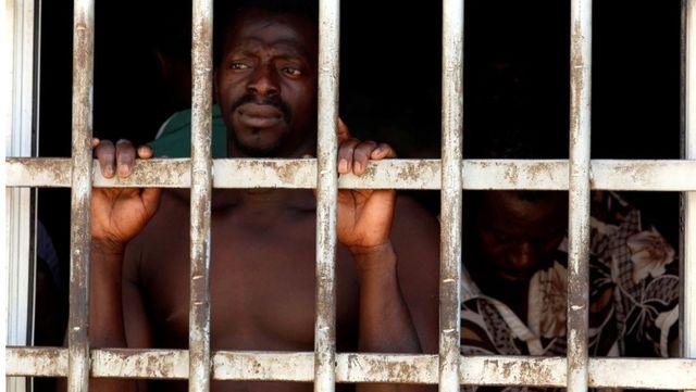 Bm: AB'nin Libya'yla Göçmen Anlaşması İnsanlık Dışı