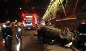 Yolun Ortasında Tuzak Gibi Bırakılan Rögar Kapağı Yüzünden 10 Metreden Uçup Hayatını Kaybetti