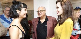 Angelina Jolie: Tuba Büyüküstün'ün Güzelliği Angelina Jolie'yi Gölgede Bıraktı