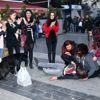 Sokak Tiyatrosu ile Uyuşturucu Bağımlılığına Dikkati Çektiler