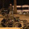 Ağaçlara Çarpan Otomobil İkiye Ayrıldı: 5 Yaralı