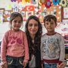 Suriye Sınırındaki Öğrencilerin