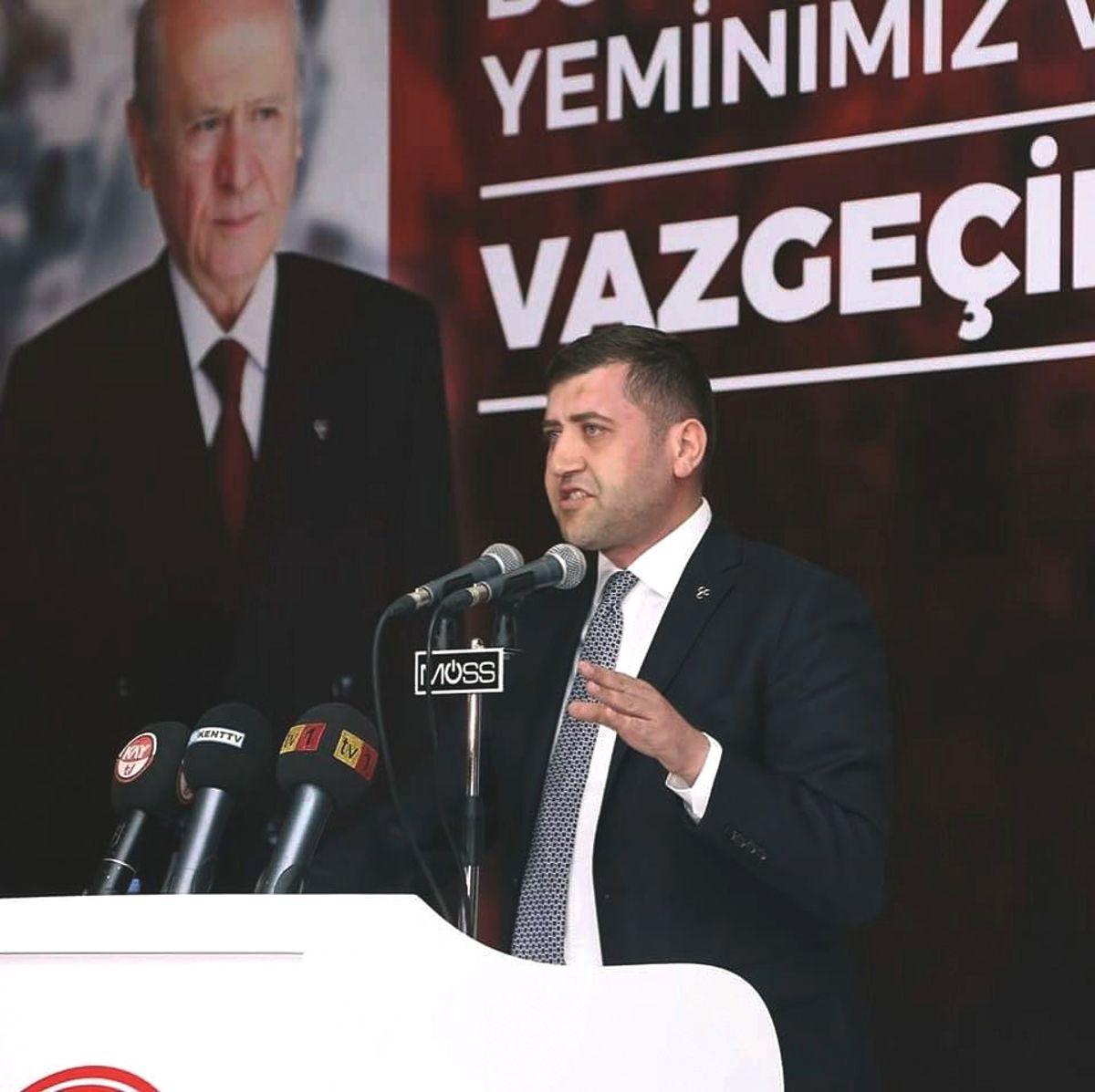 MHP İl Başkanı Baki Ersoy, Fetö Davalarını Değerlendirdi