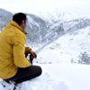 Zigana Dağı Beyaza Büründü