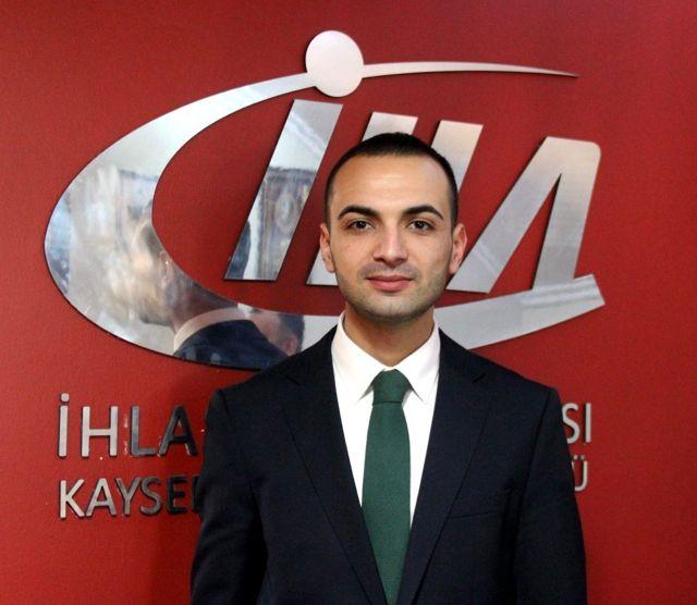 Ülkü Ocakları İl Başkanı Volkan Çolak: