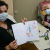 Lösemi Hastası Çocuklara Hastanede Ders Veriyorlar