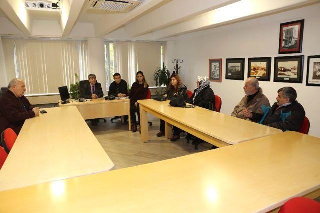3 Aralık Engelliler Günü ile İlgili Toplantı Yapıldı