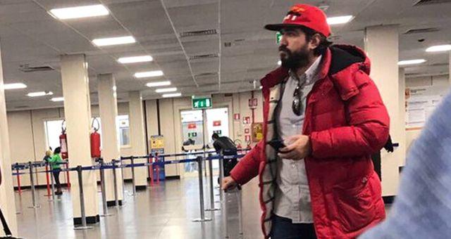 Rasim Ozan Kütahyalı Havalimanında Görüntülendi!