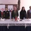 Uşak'ta Kore Gazilerine Madalya Verildi