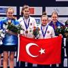 Badmintoncu Kızlarımız Avrupa Şampiyonu