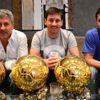 Yıldız Futbolcu Messi'nin Ağabeyi Bot Kazası Geçirdi