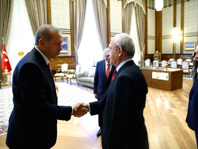 Son Dakika!  Kılıçdaroğlu'nun Dünkü Açıklamalarına Erdoğan'dan Suç Duyurusu