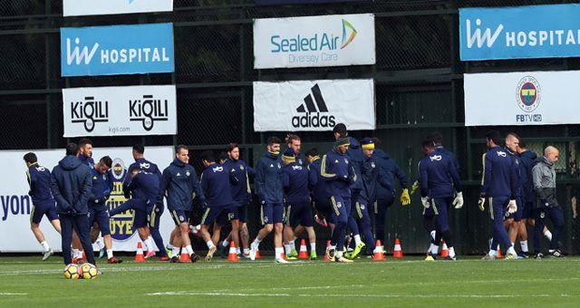 Fenerbahçe'de Alper Potuk Bursaspor Maçı Kadrosuna Alınmadı