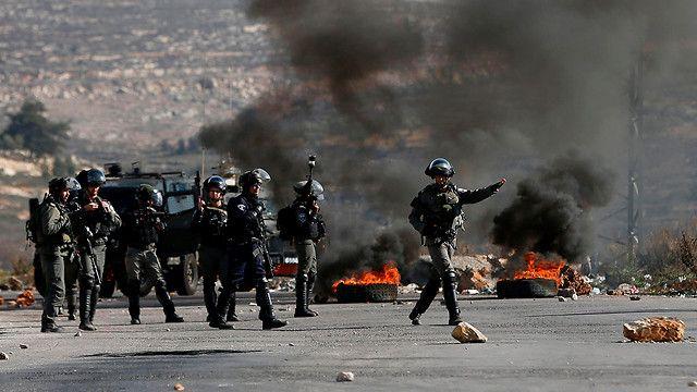 Filistin'de Tansiyon İyice Yükseldi! Protestoculara Müdahale Ediliyor: Çok Sayıda Yaralı Var