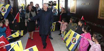 Barış Karagöz: Aziz Yıldırım, Bursa'da Pota Açılışı Yaptı