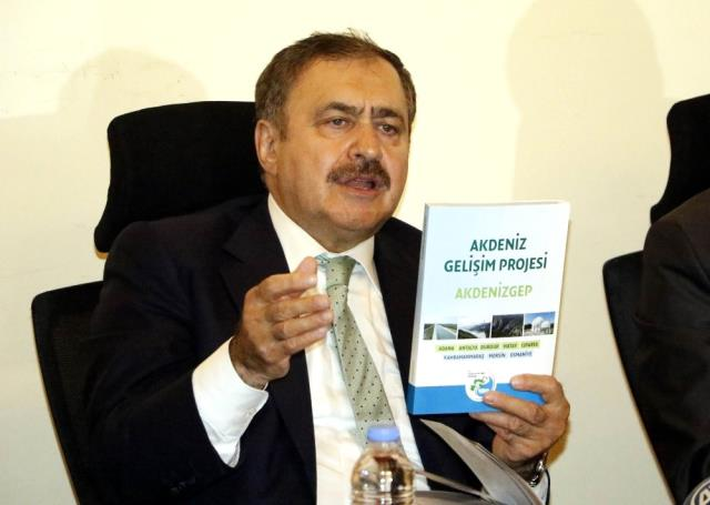 Bakan Eroğlu: