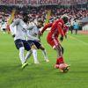 Süper Lig: Dg Sivasspor: 1 - Medipol Başakşehir: 0 (İlk Yarı)