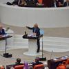 Ak Partili Elitaş, Meclis Kürsüsünde 'man Adası' Belgelerini Yırttı