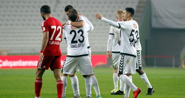 Batman Petrol'u 2-0 Yenen Atiker Konyaspor, Turu Atlayan Taraf Oldu