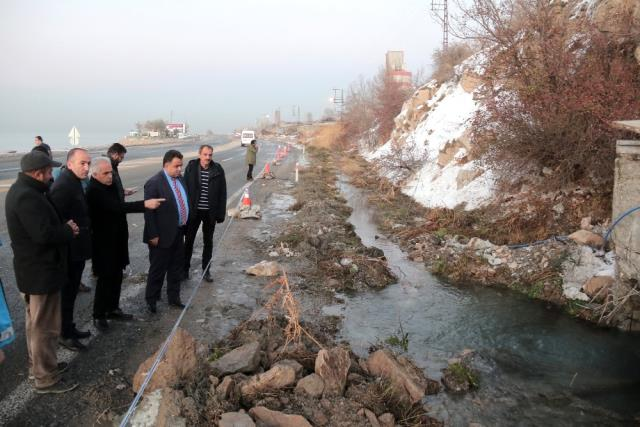 Van'daki Su Arızası Giderildi
