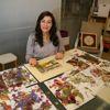 Meyve Sebze Kabuklarını Sanat Eserine Dönüştürüyor