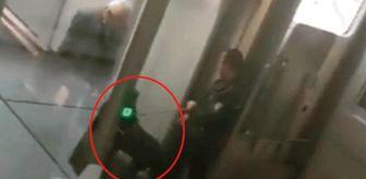 Almanya, İstanbul'dan Gelen Yolcuları Polis Köpekleriyle Taciz Etti!