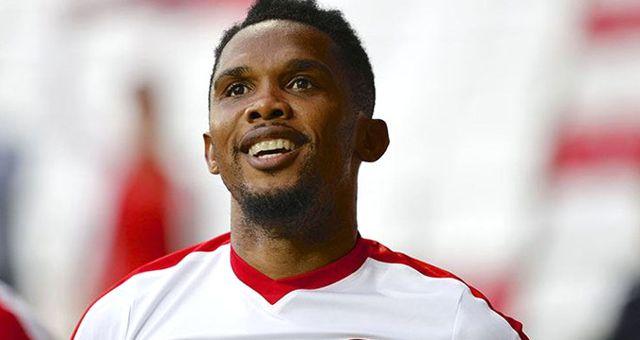 Samuel Eto'o, Başakşehir Maçını Yarıda Bıraktı