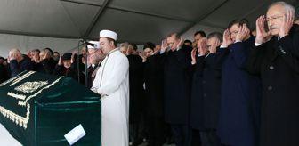 Siyaset Dünyası, Mesut Yılmaz'ı Acı Gününde Yalnız Bırakmadı