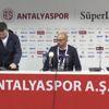 Antalyaspor-Aytemiz Alanyaspor Maçının Ardından - David Badia Cequier