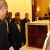 Cumhurbaşkanı Erdoğan'a Sudan'da Aslan Yavrusu Hediye Edildi