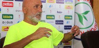 Yusuf Şimşek: Tff 1. Lig'de 12 Takım Teknik Direktör Değiştirdi