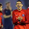 Arjantinli Futbolcu Di Maria'nın Yeni Adresi Barcelona Olacak