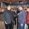 Bursa Emniyet Müdürü Yenişehir'de Asayiş Uygulamasına Katıldı