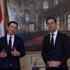 Avusturya Başbakanı Kurz: Avrupa'nın Güvenliğe İhtiyacı Var