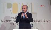 Çanakkale Bakan Kurtulmuş '2018 Troia Yılı' Tanıtım Lansmanına Katıldı 2