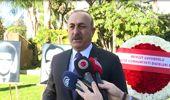 Çavuşoğlu, Başkonsolos Arıkan'ın Los Angeles'ta Şehit Edildiği Yerde ABD'yi Eleştirdi