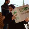 Suriyeli Ailelere Gıda Yardımı