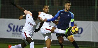 Galatasaray, Hagi'nin Takımı Vitorul'u 2-0 Mağlup Etti