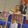 Milli Cimnastikçi Ferhat Arıcan'ın Hedefi Tokyo