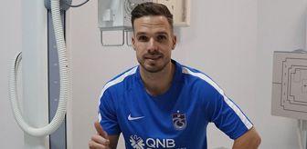 Trabzonspor, Filip Novak İle 2,5 Yıllığına Anlaştı