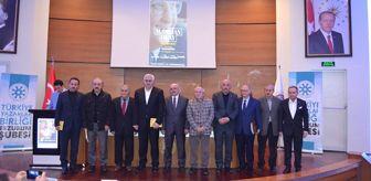 Mustafa Ilıcalı: Tyb Erzurum Şubesi Prof. Dr. Orhan Okay'ı Anma Paneli Düzenledi