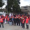 Mudanya'da Kablo Fabrikasına Grev İlanı Asıldı
