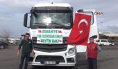 Osmaniye Mehmetçik'e 7 Ton Fıstık ve Kuru Üzüm
