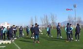 Güney Kore Futbol Milli Takımı, Dünya Kupası'na Antalya'da Hazırlanıyor