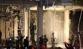 Ankara Vergi Dairesinde Korkutan Patlama!