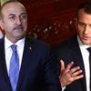 Macron'dan Çavuşoğlu'na Küstah Afrin Yanıtı: Daha İleri Gitmeyi Hedeflemedikleri Anlamına Geliyor